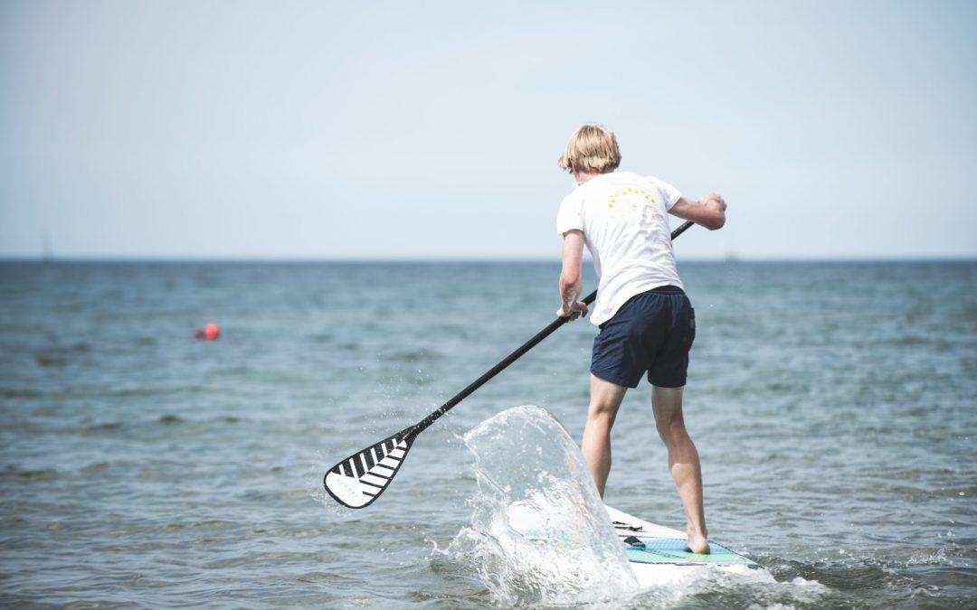 Paddle et remise en forme : le sport estival pour se refaire une santé !
